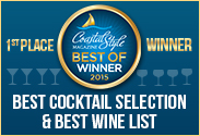 coastal style magazine best cocktail