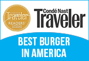 conde nast traveler best burger in america