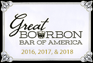Great bourbon bars of america