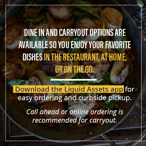 Download the Liquid Assets App